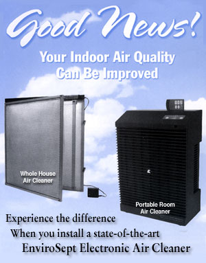improve your indoor air quality